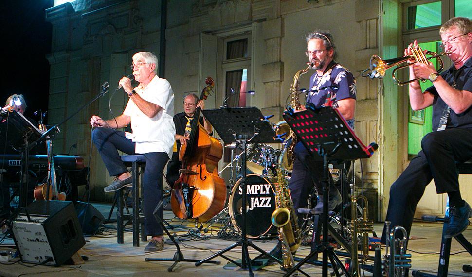 Repas et concert de Jazz
