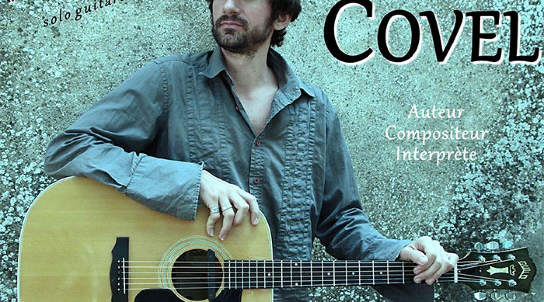 Concert le 22 février – Samuel COVEL