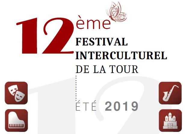 12ème Festival Interculturel de la Tour, été 2019