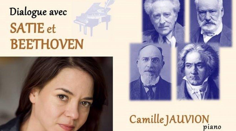 Concert Piano et Poésie le 15 août à 21h15