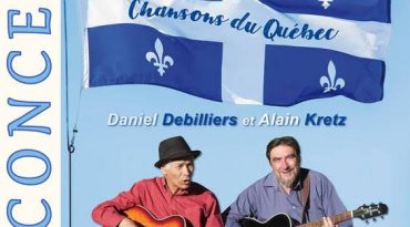 Concert « La Belle Province » le 13 décembre à 20h45