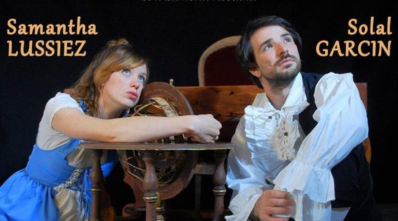 Soirée théâtre : Voyage dans la lune, samedi 26 septembre à 20h45